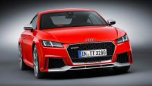 Audi TT TT RS Coupe