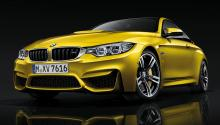 BMW Serie 4 M4 Coupe