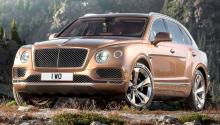 Bentley Bentayga Bentayga