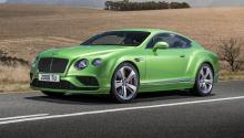 Bentley Continental GT Continental GT Speed
