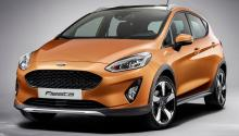 Ford Fiesta Fiesta Active