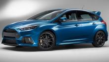 Ford Focus Focus RS