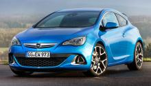 Opel Astra Astra GTC OPC
