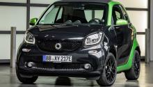 Smart ForTwo ForTwo Electric Drive