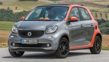 Smart ForFour ForFour