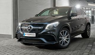 Performmaster AMG GLE 63 frontal