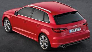 Audi A3 Sportback 2012 1.4 TFSI 110CV g-Tron S-Tronic Attraction - 2