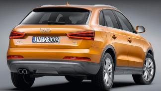 Audi Q3 2011 2.0 TDI 140CV QUATTRO S-TRONIC ATTRACTION - 2