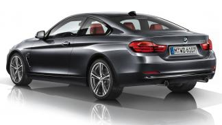 BMW Serie 4 Coupe 2014 425d - 1