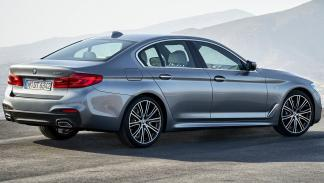 BMW Serie 5 Berlina 2017 530d xDrive - 2