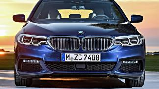 BMW Serie 5 Touring 2017 540d xDrive - 2