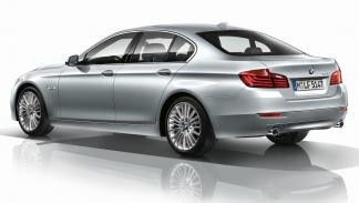 BMW Serie 5 Berlina 2009 520dA xDrive - 2