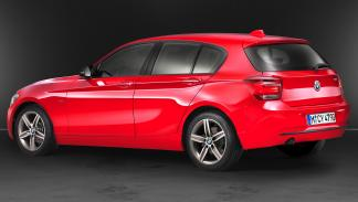 BMW Serie 1 Hatchback 2011 114i - 1