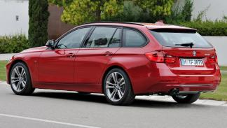BMW Serie 3 Touring 2016 320d EfficientDynamics - 1