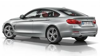 BMW Serie 4 Gran Coupe 2014 420i xDrive - 1