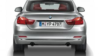 BMW Serie 4 Gran Coupe 2014 420i xDrive - 2