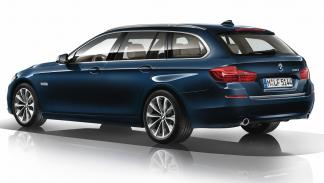 BMW Serie 5 Touring 2009 535d xDrive - 1