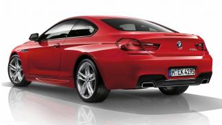 BMW Serie 6 Coupé 2011 650i xDrive - 1