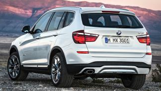 BMW X3 2015 sDrive18d - 2