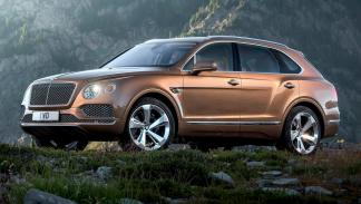 Bentley Bentayga 2015 W12 - 1