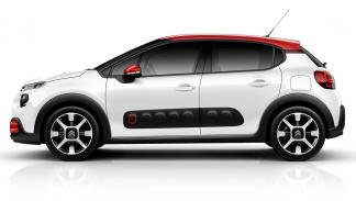 Citroën C3 5P 2017 PureTech 110 Feel EAT6 - 1