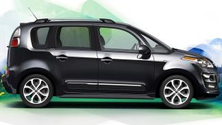 Citroën C3 Picasso 2010 HDi 90 Seduction - 1