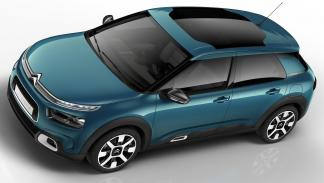 Citroën C4 Cactus 2017 PureTech 110 EAT6 Feel - 1