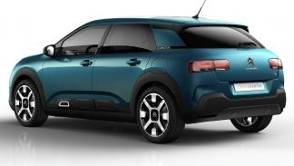 Citroën C4 Cactus 2017 PureTech 110 EAT6 Feel - 2
