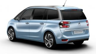 Citroën C4 Grand Picasso 2014 THP 155 Exclusive - 1