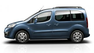 Citroën Berlingo Multispace 2016 BlueHDi 100 Multispace Feel - 1