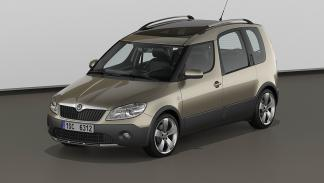 Škoda Roomster Scout 2006 - 1