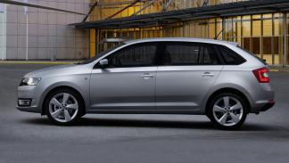 Škoda Spaceback  2013 1.6 TDI 90CV Ambition - 1