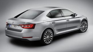 Škoda Superb Berlina 2017 2.0 TDI 190CV AdBlue Tech Style  - 2