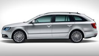 Škoda Superb Combi 2015 2.0 TDI 150CV Active - 1