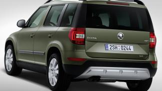 Škoda Yeti Outdoor 2009 1.2 TSI DSG Active - 2