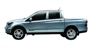 SsangYong Actyon Sports - 1