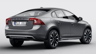 Volvo S60 Cross Country 2016 - 2