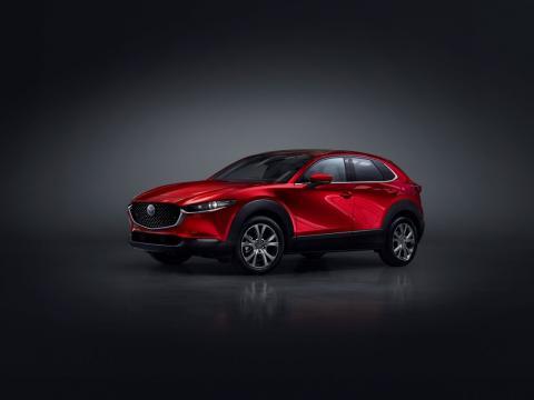 Mazda MX-30 eléctrico