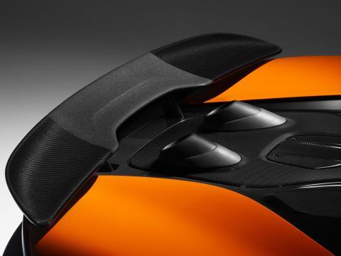 McLaren 600LT Motor