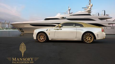 Mansory Palm Edition 999 Wraith