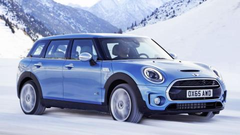 Mini Clubman All4 Lateral