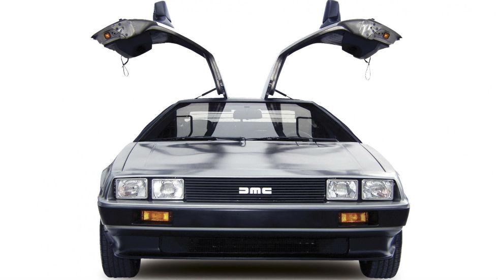 Delorean DMC-12 Frontal