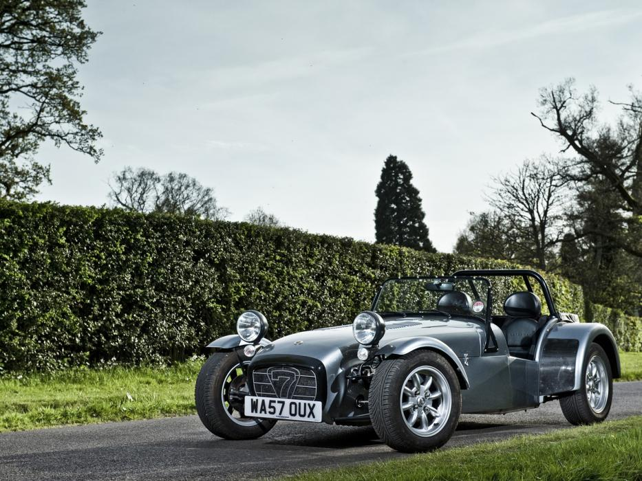 Caterham Roadsport 1973 120 SV - 0
