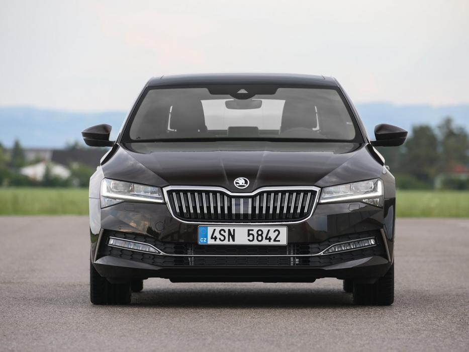Škoda Superb  2019 1.6 TDI 120 CV DSG Ambition - 0