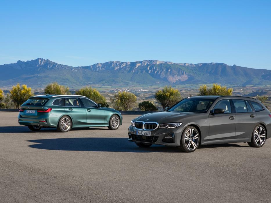 BMW Serie 3 Touring 2019 330i xDrive Aut. Sport - 0
