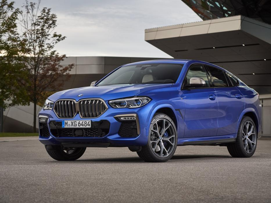 BMW X6 2020 M Competition - 0