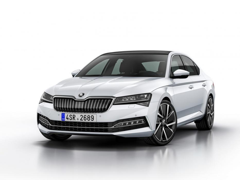 Škoda Superb iV 2019 - 0