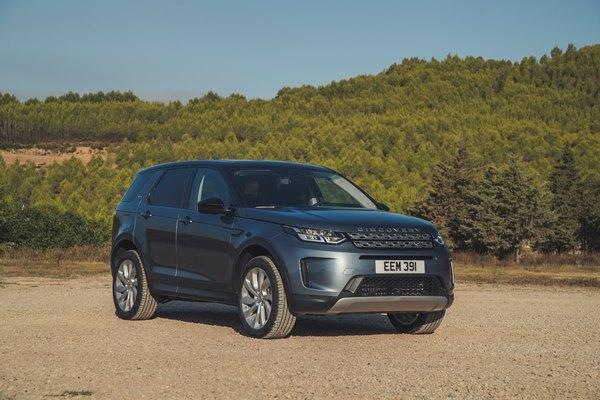 Land Rover Discovery Sport 2019 D240 MHEV AWD Auto 7 asientos - 0