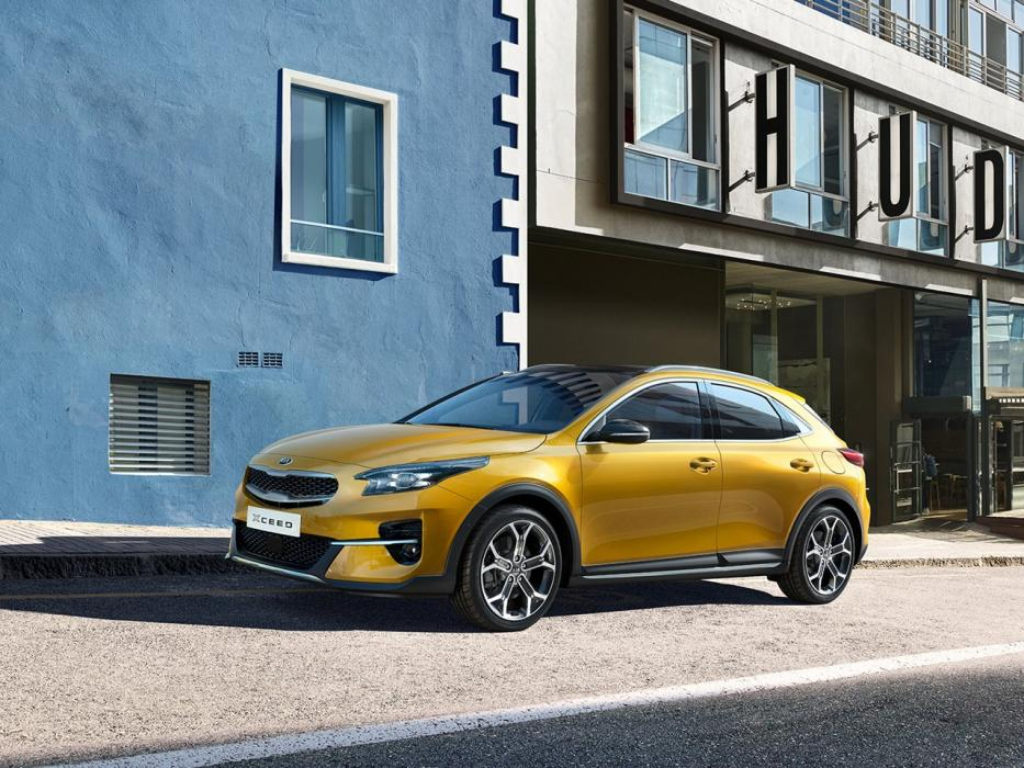 KIA XCeed 2019 1.0 T-GDi 120 CV Emotion - 0