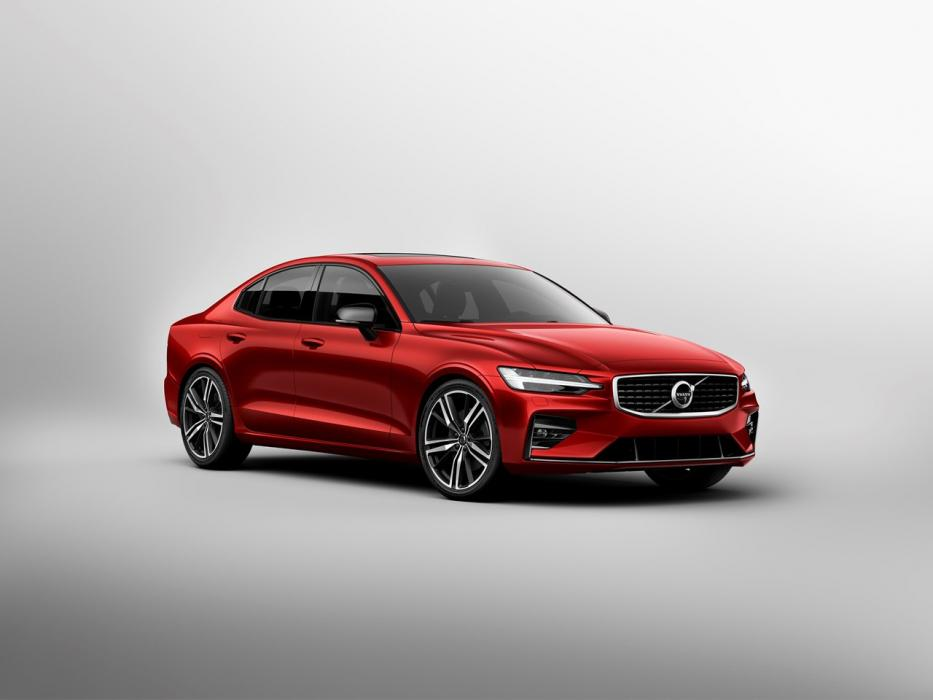 Volvo S60  2019 2.0 T8 Twin Engine AWD Inscription Aut.  - 0